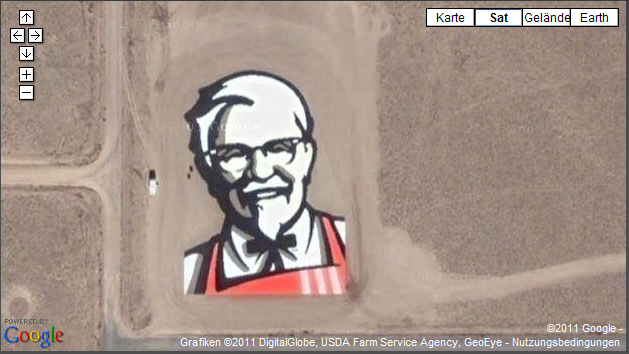 Kentucky Fried Chicken Nevada/USA